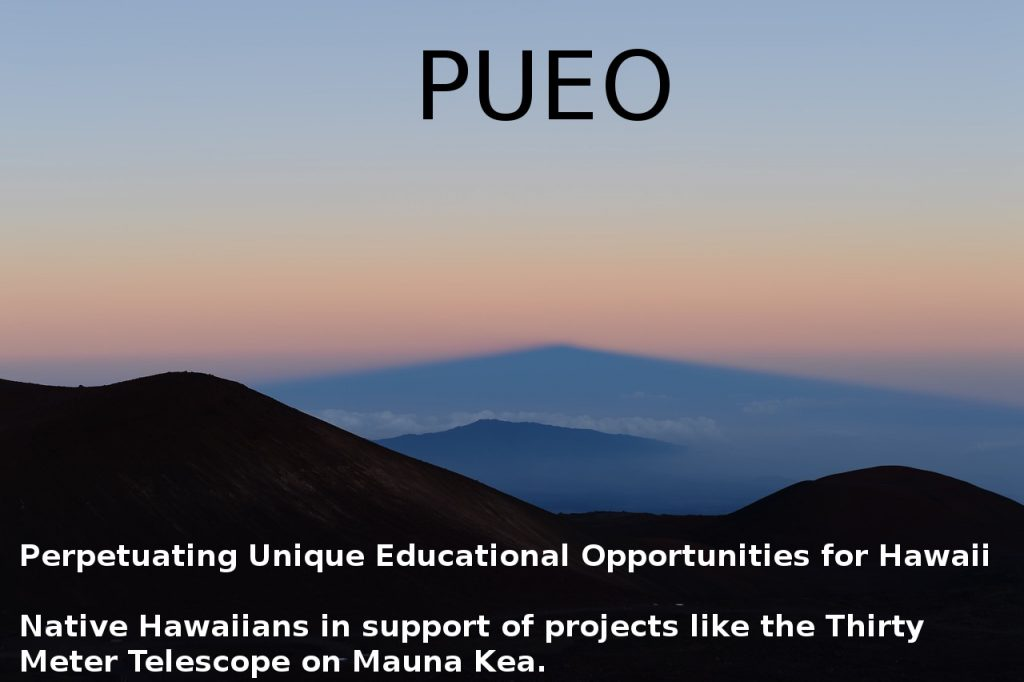 PUEO helping the youth of Hawaii