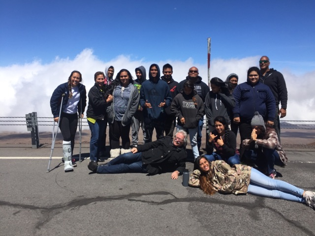 Second educational trip to to Mauna Kea!