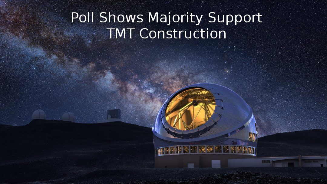 Latest Poll Shows Increase in TMT Support