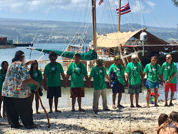 Hikianalia and Hokulea Arrived In Tahiti and Coming Home Soon!
