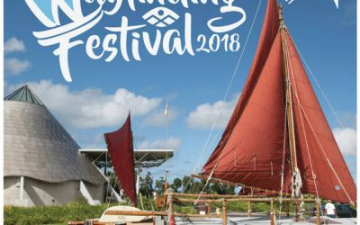 PUEO at 'Imiloa Wayfinding Festival 2018